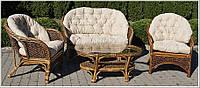 Комплект мебели из ротанга , фото 1