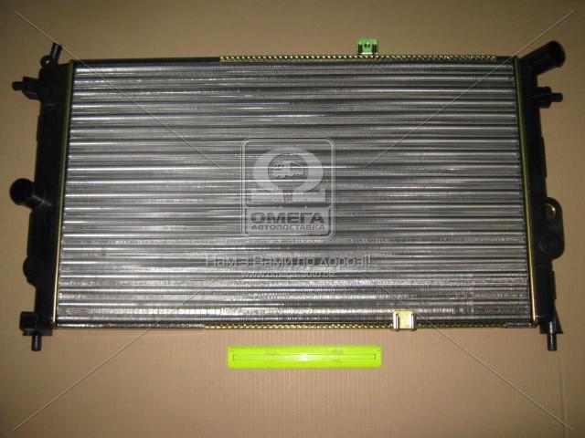 Радиатор охлаждения ОПЕЛЬ VECTRA A (88-) 1.4-2.0 (производство  Nissens) КAЛИБРA, 630631