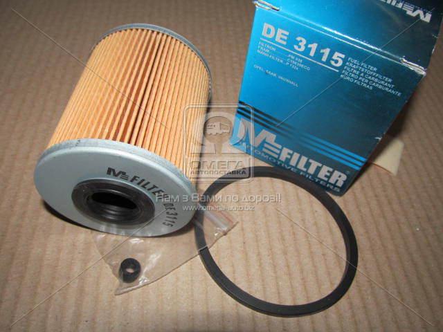 Фильтр топливный ОПЕЛЬ Astra G, Corsa-C, Frontera, Vectra-B, Vectra-C (производство  M-Filter) СAАБ, 9-3, 9-5, AСТРA  Г, AСТРA  Н, ВЕКТРA, ЗAФИРA,