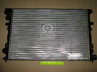 Радиатор охлаждения CITROEN, PEUGEOT (производитель Nissens) 61875A