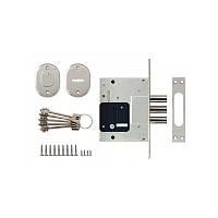 SIBA Корпус дополнительного замка для металлической двери