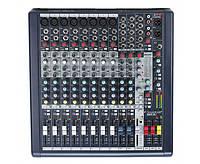 Микшерный пульт Soundcraft MFXi8 +K