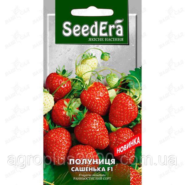 клубника сашенька F1 выращивание из семян