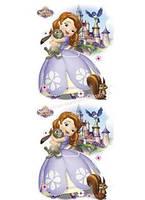 Принцесса София 20 Вафельная картинка