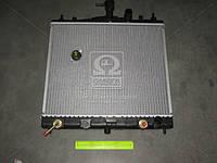 Радиатор охлаждения NISSAN, RENAULT (производитель Nissens) 68700A