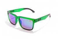 Солнцезащитные очки Spy+ Ken Block Helm green (Модель № 1)