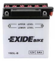 Мото аккумулятор EXIDE YB5L-B