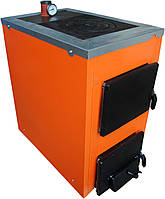Твердотопливный котел-печь ТермоБар АКТВ-16 (плита, 1конф.)
