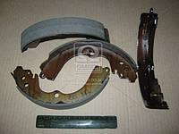 Колодка тормозная баробанного SUBARU IMPREZA заднего (производитель TRW) GS8584