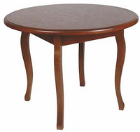 Круглый раздвижной стол Классик (Мелитополь Мебель)