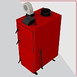 Твердотопливный котел Altep KT-1EN 15-45 кВт, фото 4