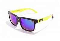 Солнцезащитные очки Spy+ Ken Block Helm yellow (Модель № 12)