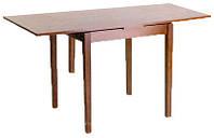 Стол обеденный раскладной Жанет 1100 (Мелитополь Мебель)