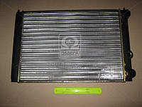 Радиатор охлаждения VW GOLF III (1H) (91-) 1.4-1.6 (пр-во Nissens) 651851