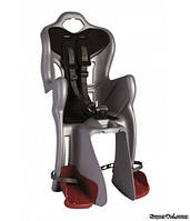Детское кресло Bellelli B1 Clamp, серебристое