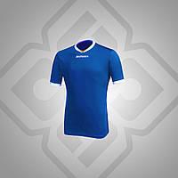 Футболка BestTeam SC-13020 (голубой/белый/золотой)