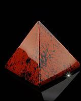 Пирамида камень обсидиан
