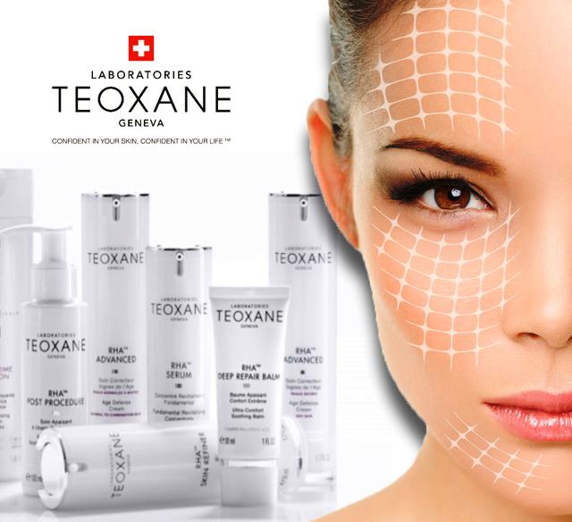 Космецевтика TEOXANE (Швейцария)