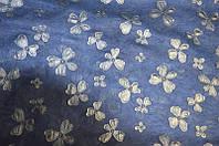 Шифон і шкіра [Кольору в оссортименте] (Колір Синій)