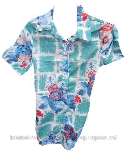 Детская рубашка на девочку