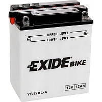 Мото аккумулятор EXIDE YB12AL-A