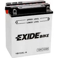 Мото аккумулятор EXIDE YB12AL-A, фото 1