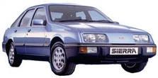 Фаркопы на Ford Sierra (1987-1993)