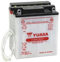 Мото аккумулятор YUASA YB12AL-A