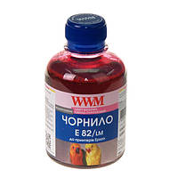 Чернила wwm e82lm light magenta для epson stylus photo r270/t50/tx650 200г
