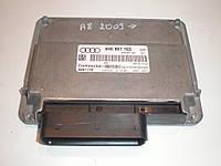 Блок управления полным приводом, 4H0907163, Audi A8 (Ауди Ауди A8)