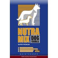 Корм для собак Nutra Mix Dog Maintenance, 18,14 кг