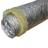 Гибкие воздуховоды для систем вентиляции Гибкий воздуховод изолированный 100 мм
