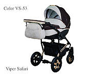 Коляска Вайпер сафари  (Viper safari) 2 в 1. VS 53