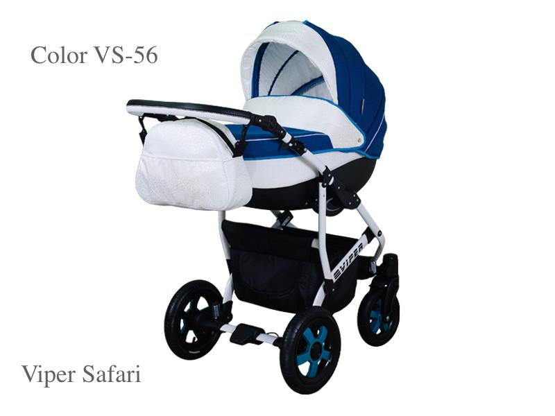 Коляска Вайпер сафари  (Viper safari) 2 в 1. VS 56