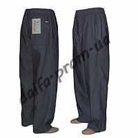 Мужские спортивные брюки БАТАЛЫ  D4 (тонкий джинс). Оптовая продажа со склада в Одессе