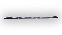 Уплотнитель для металлочерепицы «Монтеррей» под конек+карниз