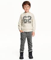 Штаны брюки вельветовые для мальчика H&M