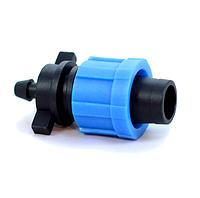 Фитинг стартер мини 6 мм для капельного полива Presto-PS ТО 011706 (100 шт в уп.)