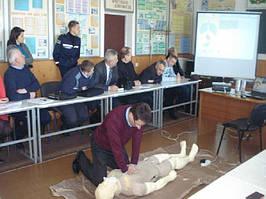 В Хмельницком робот-тренажер «Тарас» будет учить оказывать первую помощь пострадавшим 1