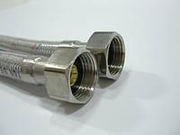 Шланг гибкий для подключения воды ВВ 150 см LUXE