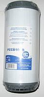 Картридж 10 с облагороженным гранулятом активированного угля BIG BLUE AQUAFILTER