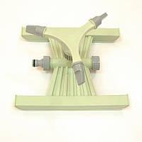 Рассеиватель спринклер тройной роторный пластиковый горизонтальный ENDER