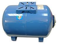 Гидроаккумулятор водоснабжения   50 л AQUAPRESS горизонтальный