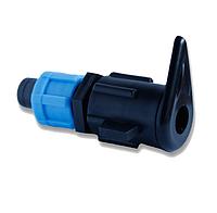 Фитинг стартер LFT для капельного полива Presto-PS СТ 0217 (50 шт в уп.)
