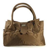 Дорожная, спортивная сумка - саквояж Epol 23602 малая коричневая, фото 1