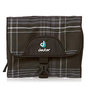 Несессер Deuter Wash Bag I black/check (39410 7005)