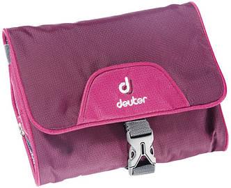 Несессер Deuter Wash Bag I blackberry/magenta (39410 5053)