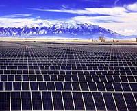 Сетевая солнечная станция 10 кВт на солнечных батареях Altek ALM-300P, инвертор OMRON