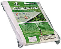 Агроволокно Agreen белое в пакете (17 г/м2, 1,6х10 м)