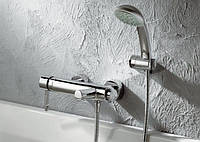 Смеситель для ванны хром с лейкой и шлангом GROHE ESSENCE